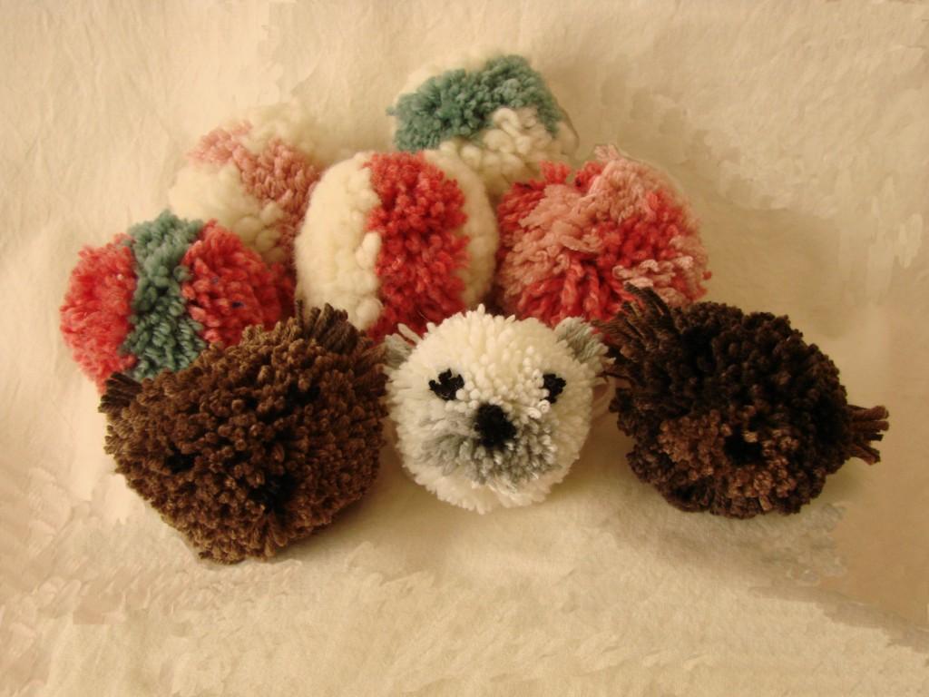 Ourserie.com - pompom bears