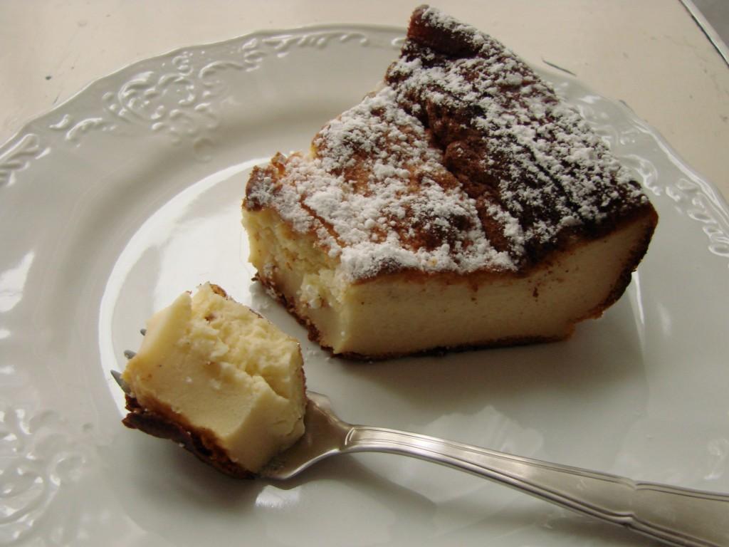 Ourserie.com - gâteau magique miel-vanille