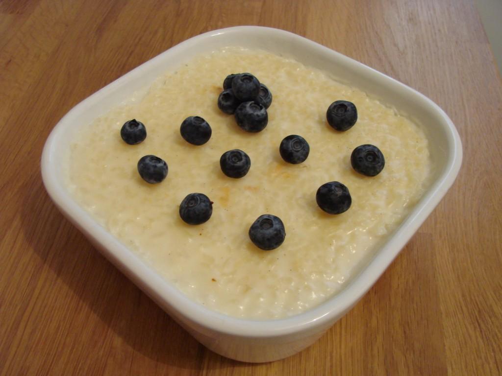 Ourserie.com - riz au lait et miel