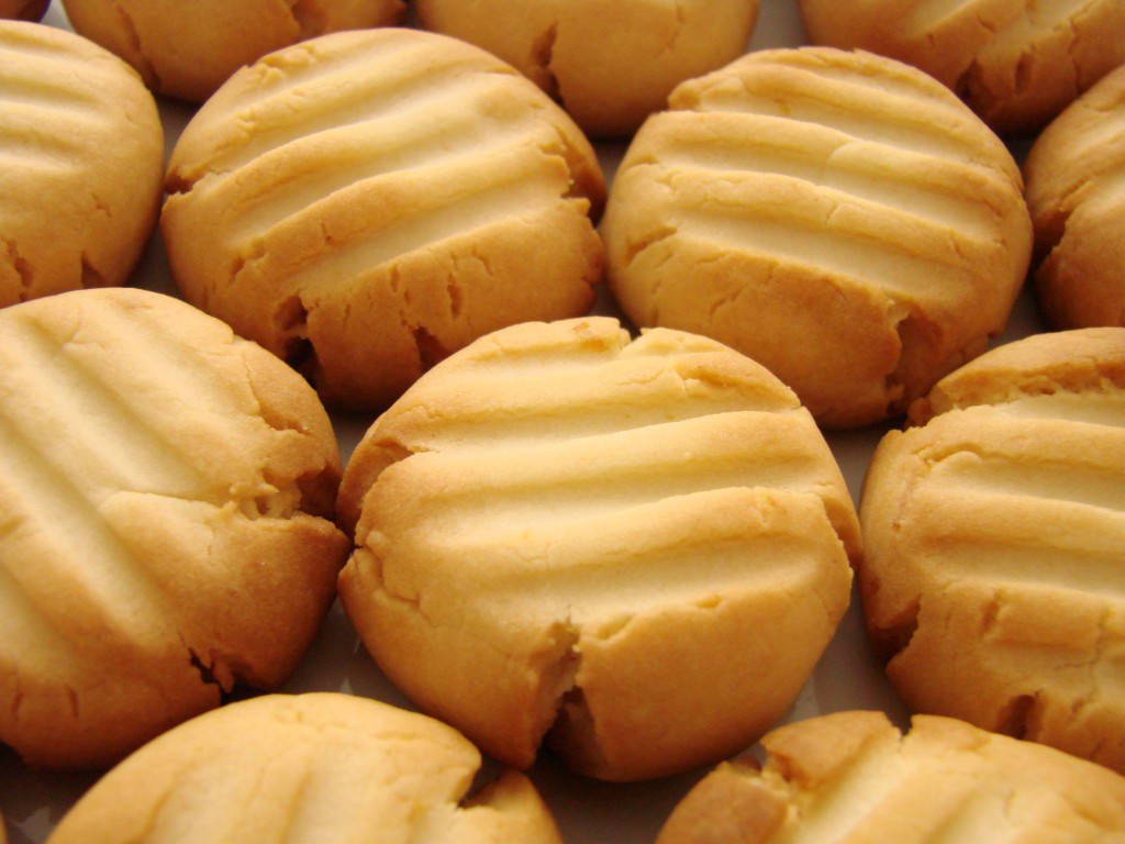 Ourserie.com - biscuits miel-citron