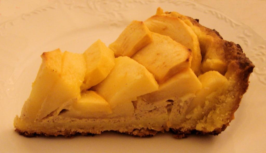 Ourserie.com - tarte pommes-miel