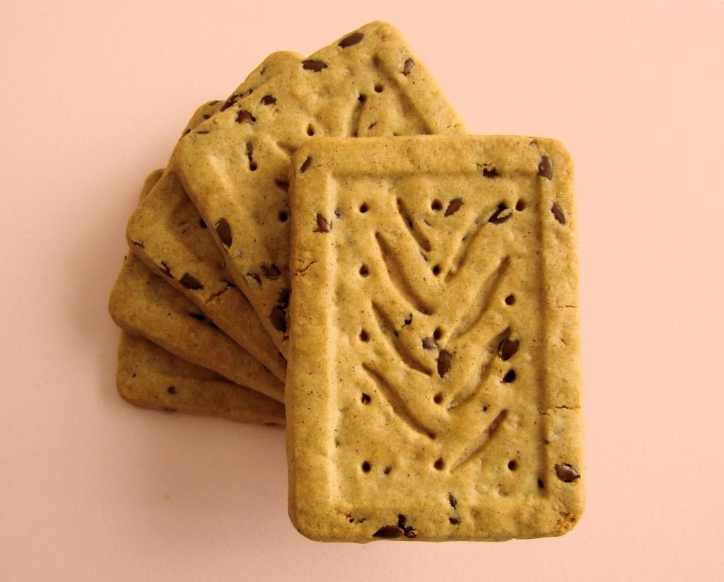 Ourserie.com - Biscuits miel-châtaigne