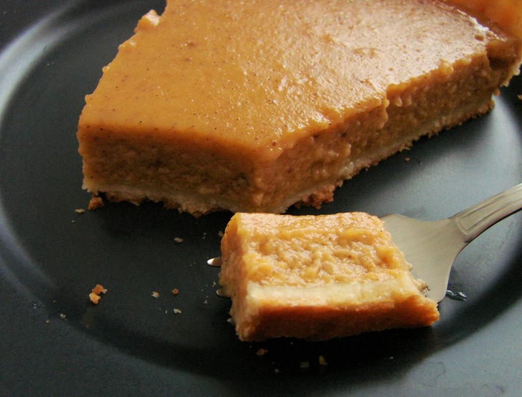 Ourserie.com - Tarte potiron-miel