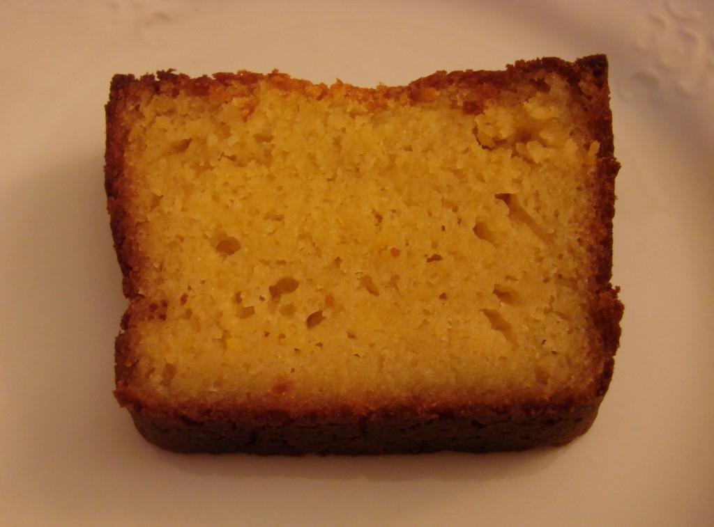 Ourserie.com - Cake miel-yuzu
