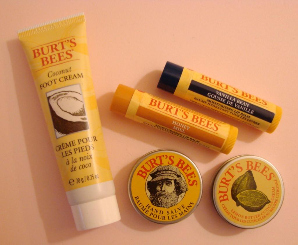 Ourserie.com - Burt's Bees