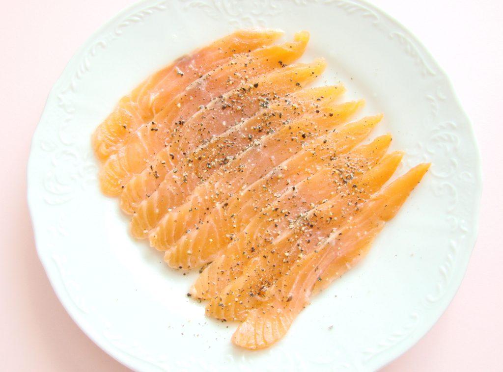 Ourserie.com - saumon gravlax