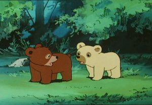 Ourserie.com - Savoir inutile #16 l'ours Kermode et son pelage blanc crème