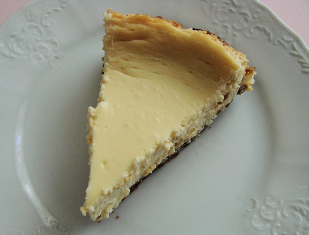Ourserie.com - cheesecake miel citron